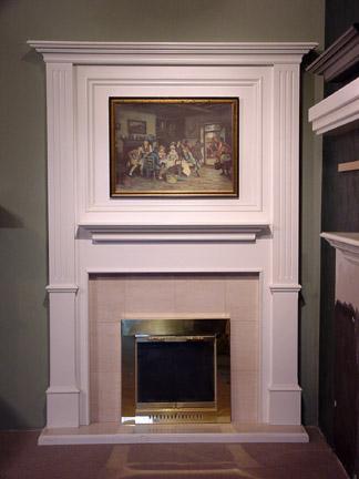 Fireplace Mantels | Fireplace Overmantels | Mantel Surrounds