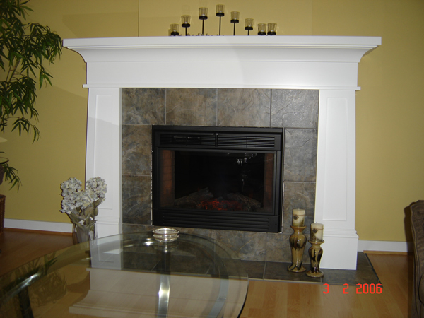 arts and crafts mantels craftsman fireplace mantel