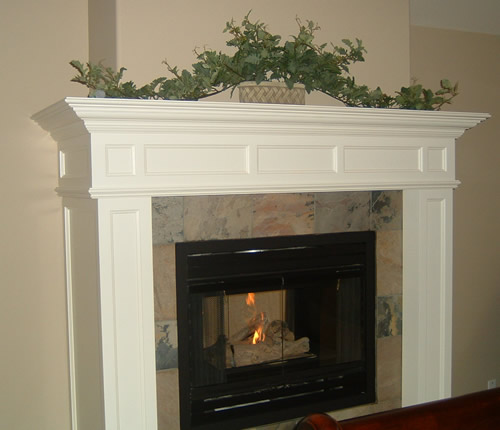 Fireplace Mantel Designs 500 x 430