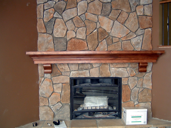 How To Build Indoor Wood Burning Fireplace Do It Yourself
